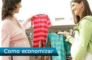 Como economizar com as roupas de bebê