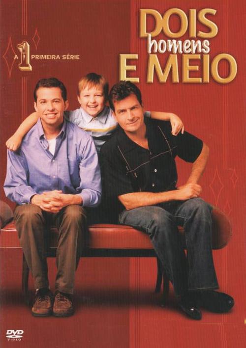 Dois Homens e Meio 1ª Temporada (2003) Blu-Ray 720p Download Torrent Dublado