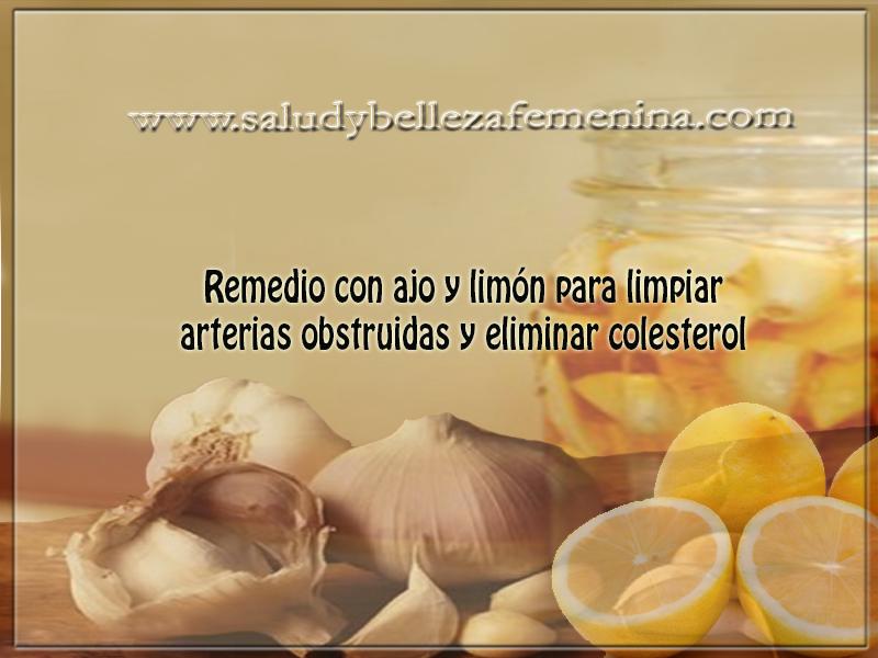 Remedios y tratamientos , ajo, limón