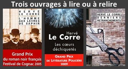 Festival Polar de Vaison la Romaine Hervé Le Corre
