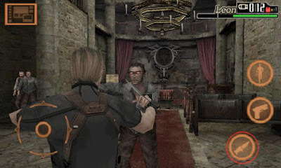 Resident Evil 4 android apk