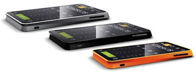 Modfield Smartphone Terbaru Intel 2012
