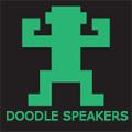 Vectorific doodle speaker button
