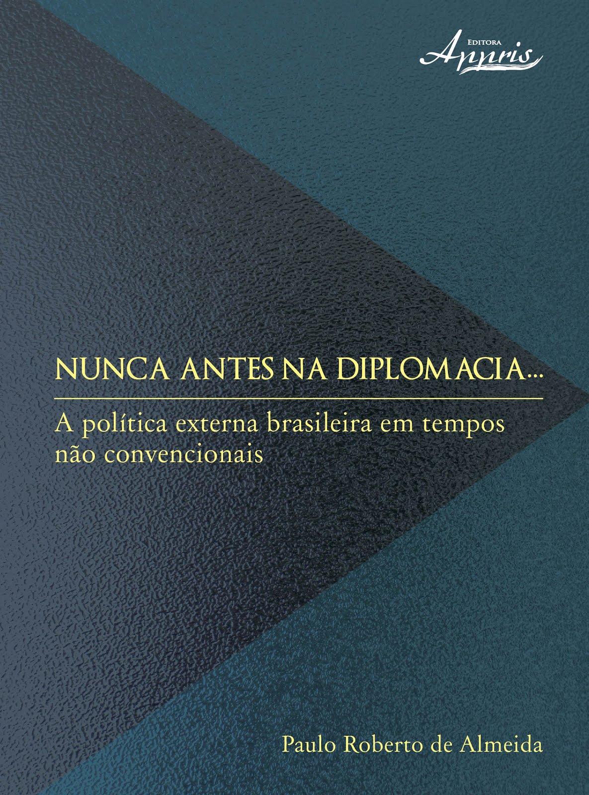 Nunca Antes na Diplomacia (livro PRA)