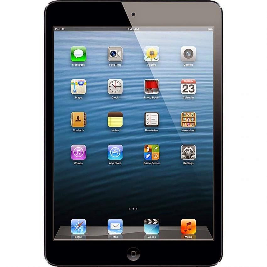Spesifikasi Dan Harga Baru Apple iPad Mini Retina