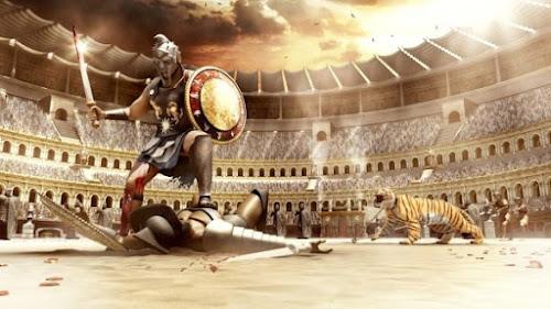 Visite o Coliseu em Roma 360º Graus