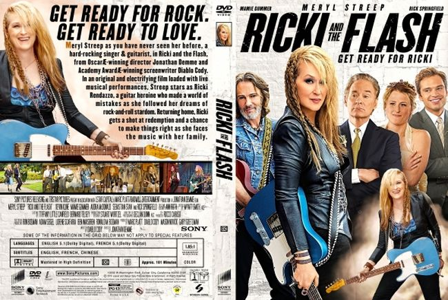 Ricki And The Flash – Latino