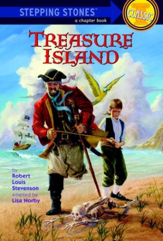 review on the book treasure island