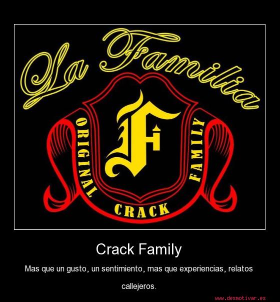 musica de crack family drogadicto en