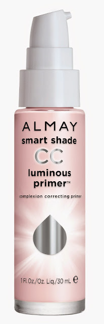 Get the look!: Almay Smart Shade Luminous CC Primer, Beauty, Review, Tutorial, Almaypicnic, Toronto, Canada, Ontario, Melanie.Ps, The Purple Scarf