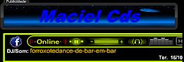 Ouça a Radio de Maciel Cds o Moral de Alagoa Nova-PB