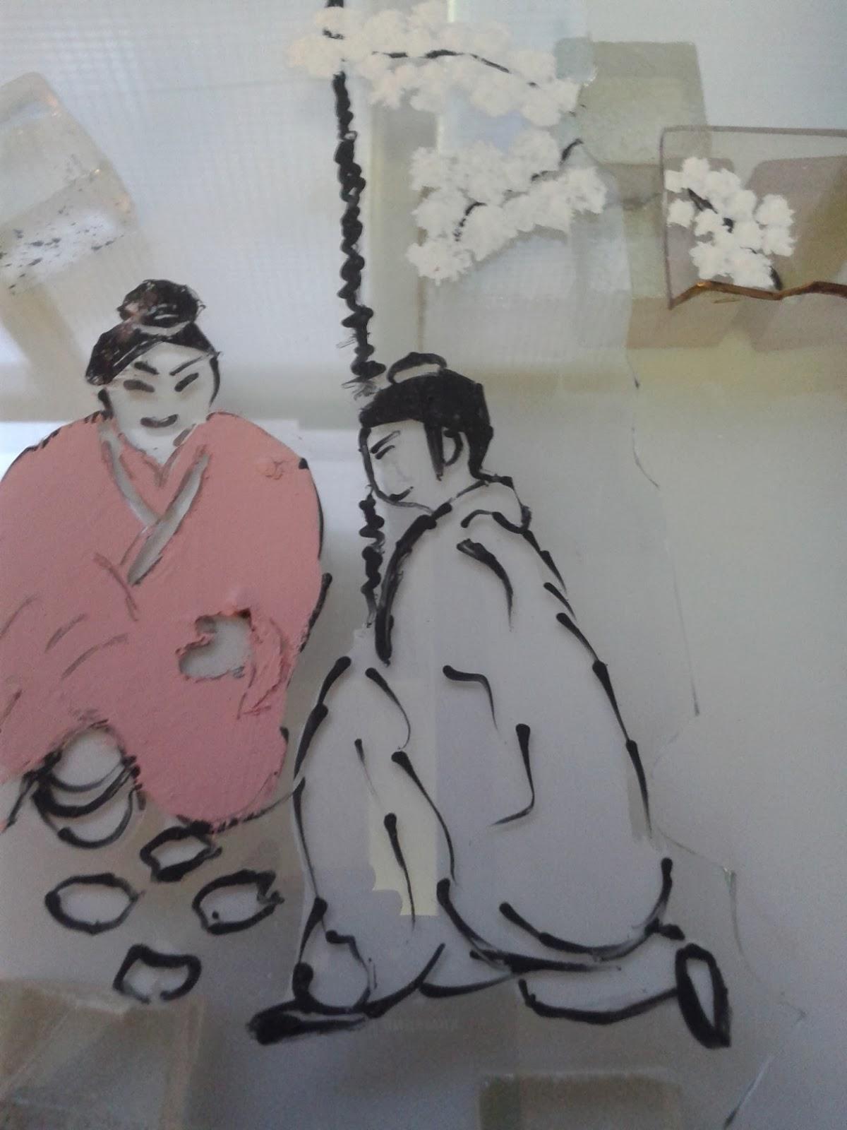 Papier Peint Motif Japonisant - Papiers peints aux inspirations japonisantes Marie Claire