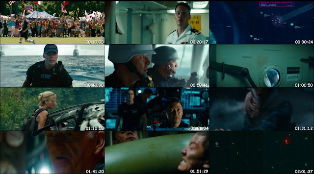 Battleship (2012) Bluray 720p 800MB