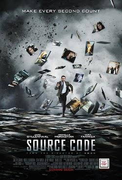 Mật Mã Gốc - Source Code (2011) Poster