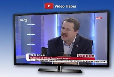 Ali Yalçın: DPB 4/C Kadro Çalışmasını Tamamladı. Bundan Sonrası Maliye Bakanlığının Elinde (Video)