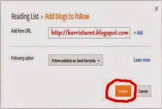 Trick Blogger