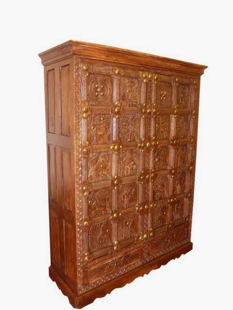 India Designs Indian Antique Wooden Furniture
