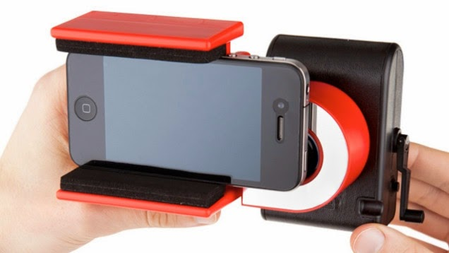 Innovative and Cool iPhone Adapters (12) 3