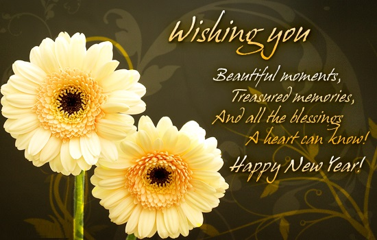 Happy new year cards 2016 new year cards free new year ecards new year cards free new year ecards flowers greeting cards m4hsunfo