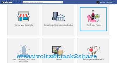 Cara Membuat Fanspage Facebook Pada Blog