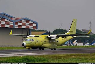 CN-235 MPA winglets