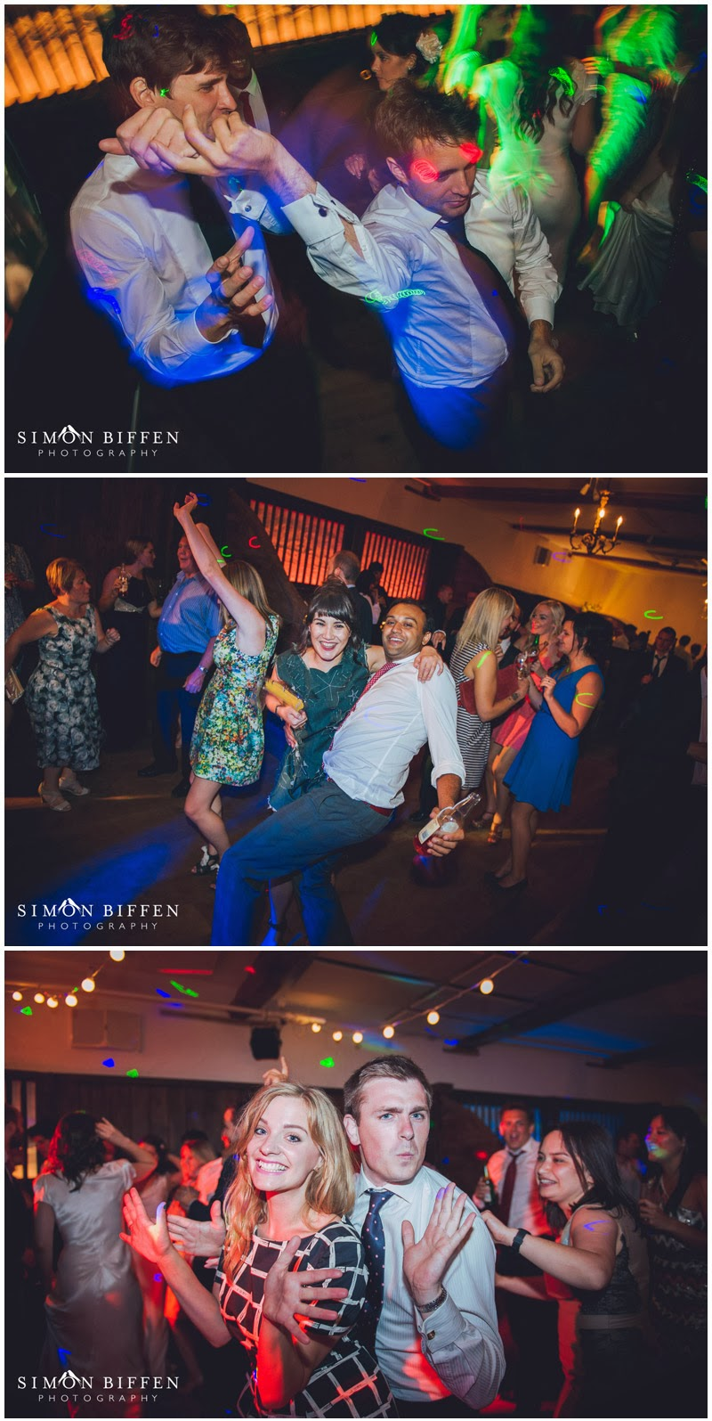Wedding party at Pennard House