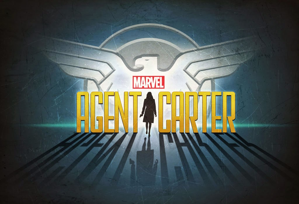agent carter official poster
