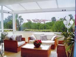 Mujer hoy decoraci n de terrazas peque as - Cubrir terraza atico ...