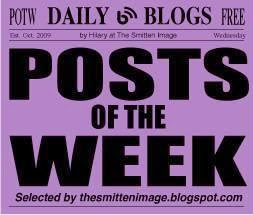 My Post Of The Week Awards