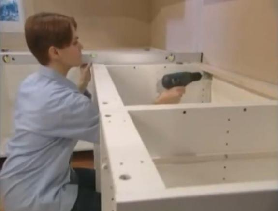Como instalar un mueble de cocina 1  YidComcom 2016