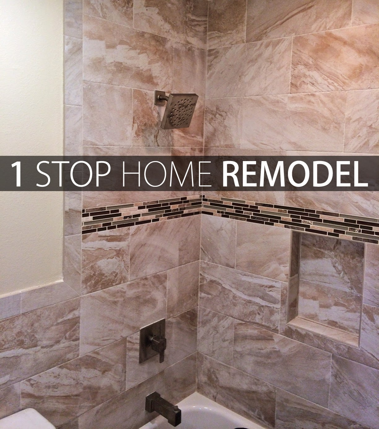 1stophomeremodel Bathroom Remodel In Pasadena