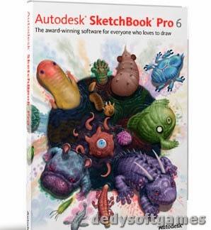 Download Autodesk Sketchbook Pro V6.0 Free Full Version