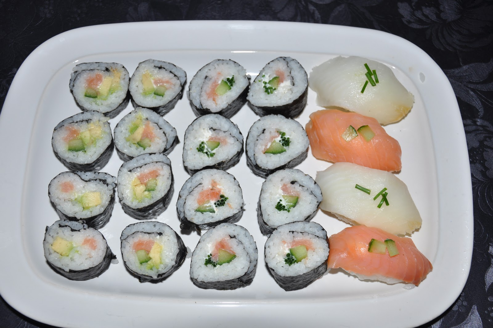 sushi tangplader