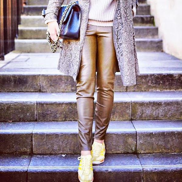 Fashion Blog Modeblog Outfit Inspiration Burberry Chanel