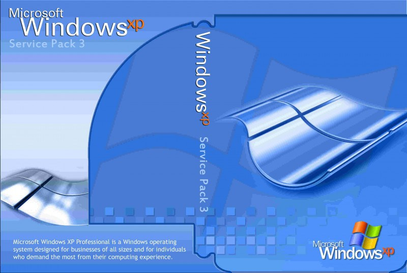 Descargar windows XP professional service pack 3 ISO Original mas Serial de oro mega