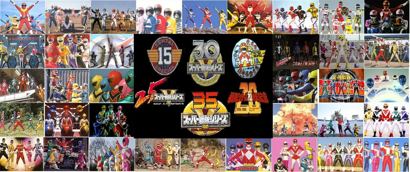 SUPER SENTAI EVOLUTION-THE UNOFFICIAL SUPER SENTAI BLOG