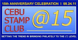 Cebu Stamp Club @ 15