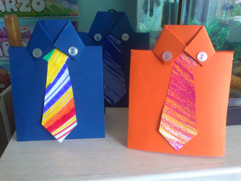 Maestra de Infantil: Trabajo para el día del padre