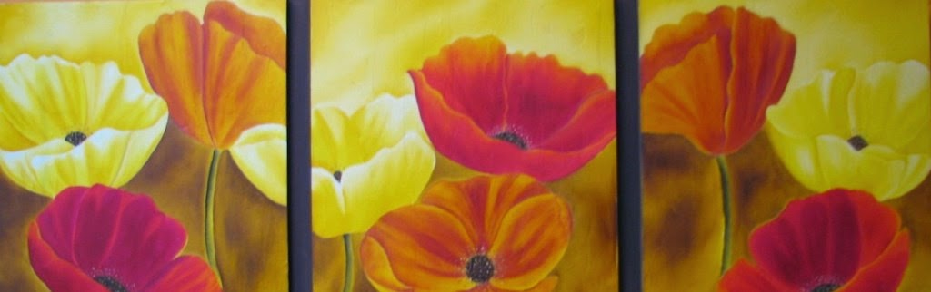 flores-rojas-pintadas-al-oleo
