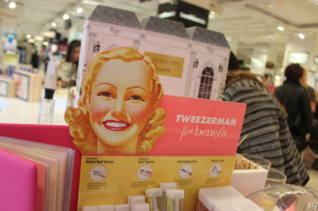 benefit tweezerman