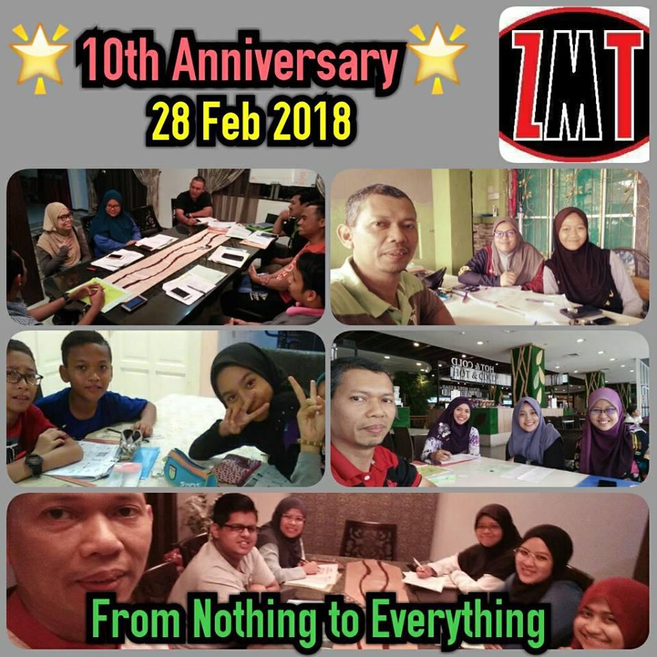 ZMT Anniversary