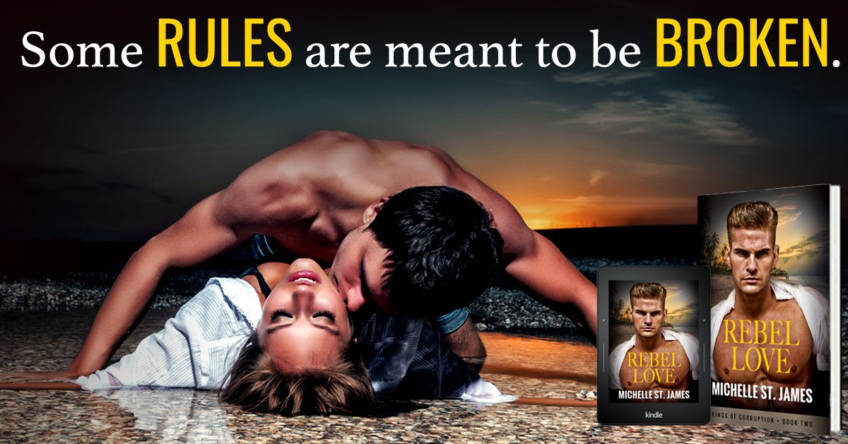 Rebel Love Release Blitz