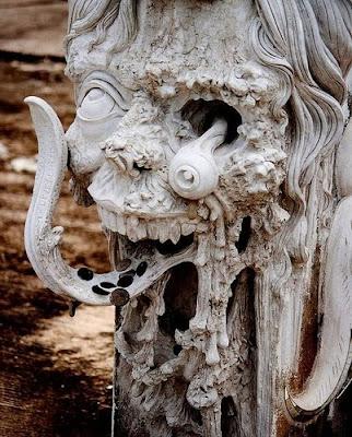 5 泰國 地獄寺廟