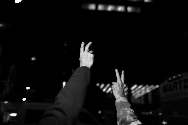 occupy wall street, wall street, financial district, owe, money, stock exchange, 2.0, bloomberg, black and white, b&w, peace