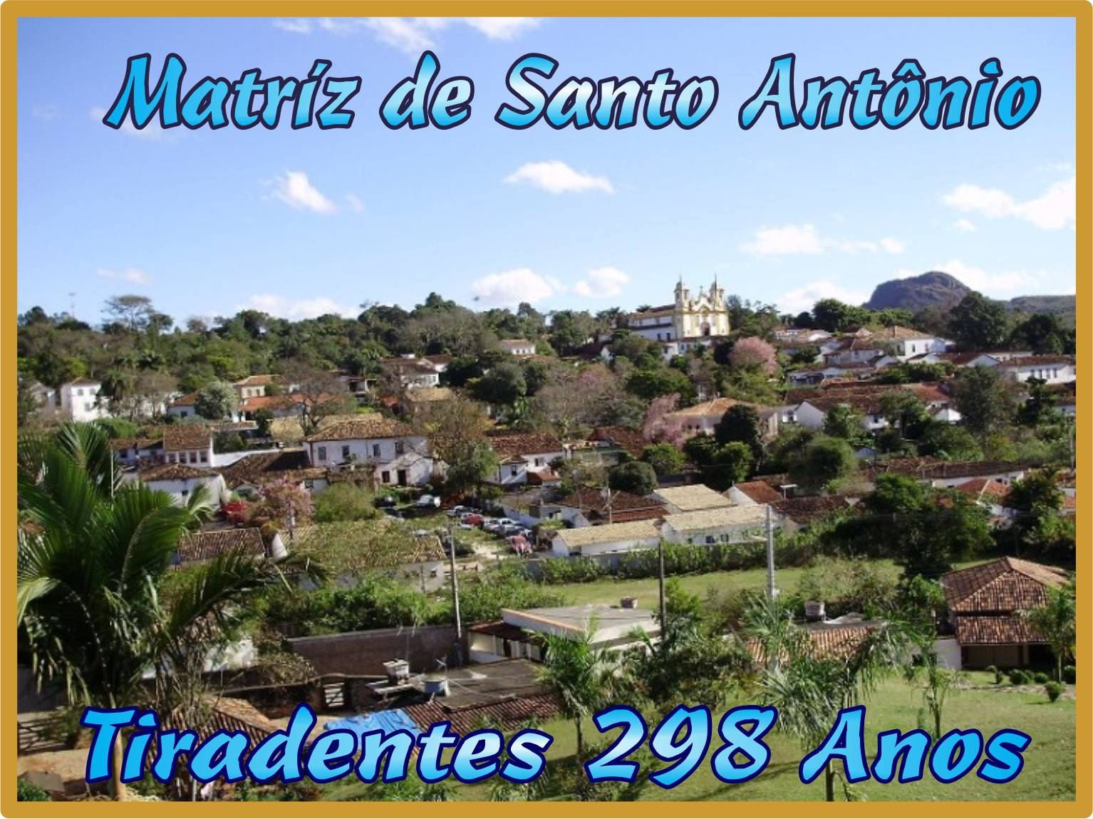 Tiradentes - Matriz de Santo Antônio