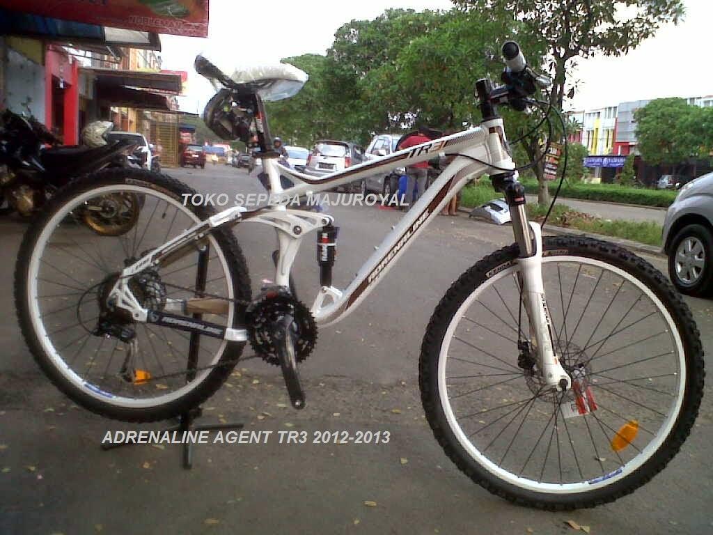 Adrenaline Agent TR3 2012-13