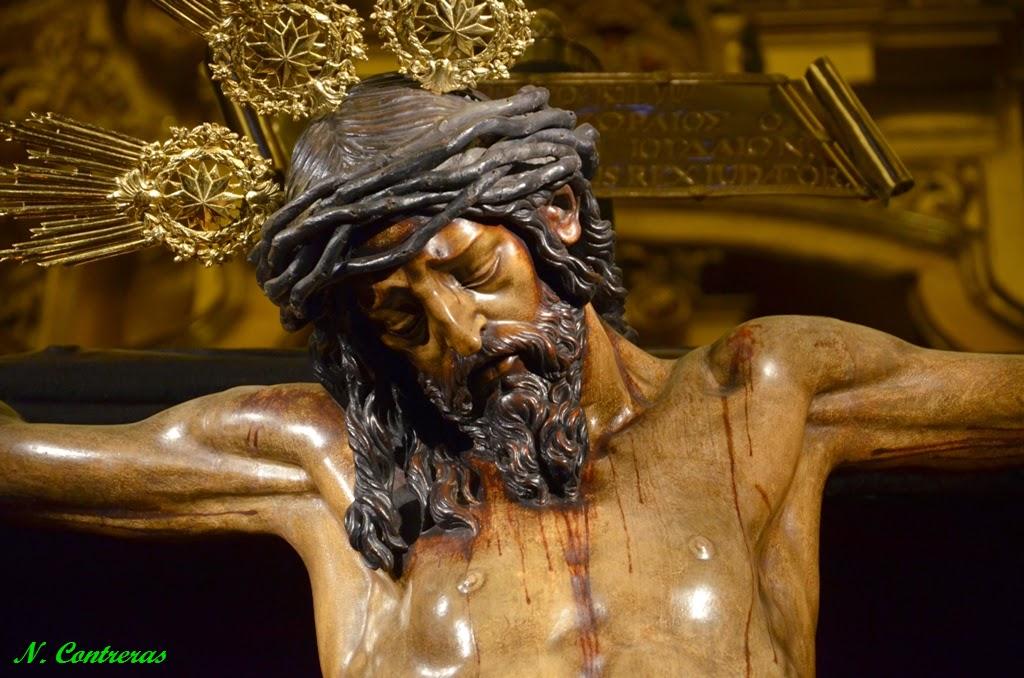 Stmo. Cristo del Amor . Sevilla
