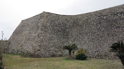Nakagusuku Castle Walls, Okinawa