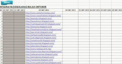Blogwalking Software