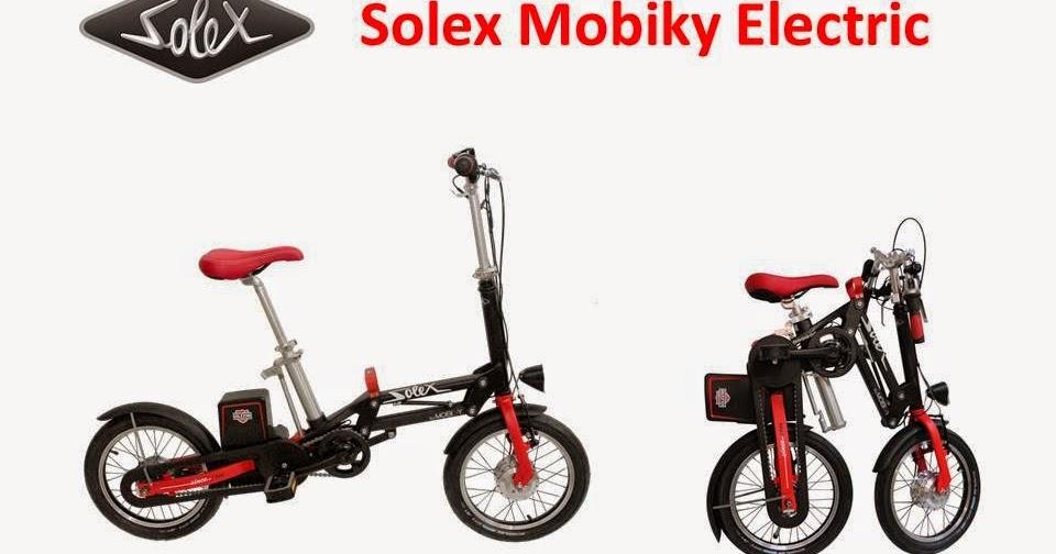 Bicicletta Pieghevole Mobiky Prezzo.Solex Mobiky Electric Bicicletta Pieghevole Gruppo D Acquisto